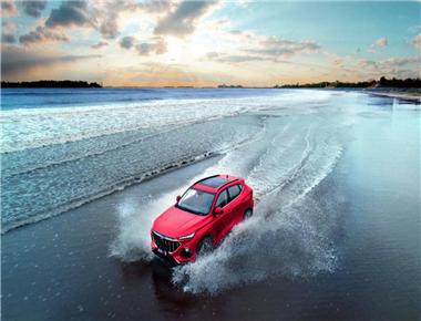 动力、智能、颜值火力全开,10万级SUV你想要的长安欧尚X5全都有